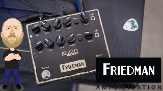 Friedman BE OD Deluxe - Demo