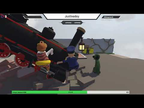 🔴 VOD 18/02/18 [2/2] - Human Fall Flat [Coop] 🔴