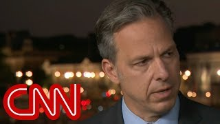 Jake Tapper: Trump sided with the enemy