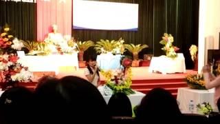 Thuyết trình cắm hoa 08-03 HVQY- giải nhất
