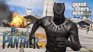 แบล็คแพนเธอร์ ราชันย์เสือดำ (Black Panther MOD GTA5)