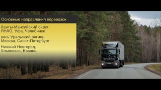 видео Грузоперевозки автомобильным транспортом