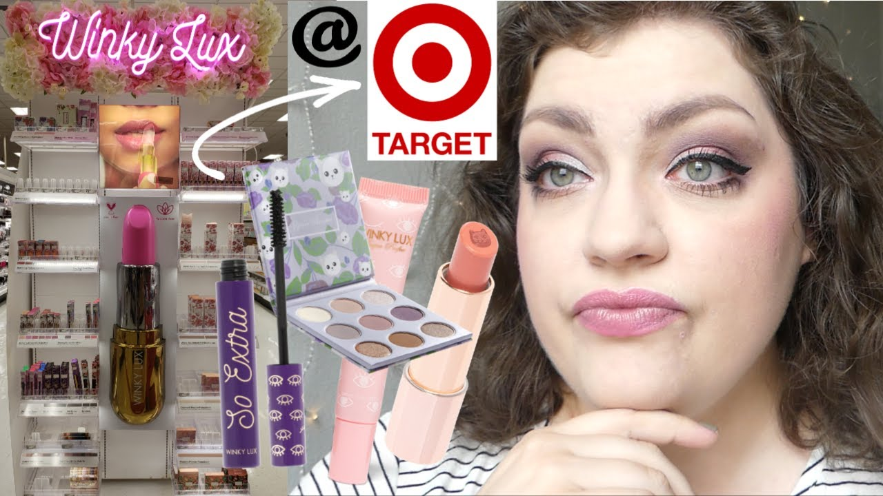 OVERPRICED OR WORTH THE SPLURGE?? | WINKY LUX Full Face of First Impressions