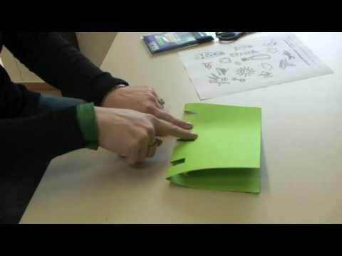 Basteln einer Popup-Karte - YouTube
