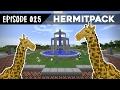 Hermitcraft Modded 025 | CHISEL & BIT FOUNTAIN! | Hermitpack