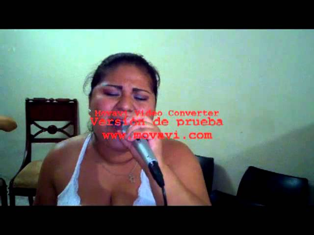 Sábado de Karaoke en Brisas del Norte - Video 12 - Ya te olvide - Canta: Katty Travel Video