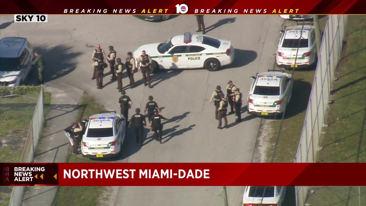 Several Liberty City-area schools placed on lockdown due to police activity