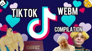 ПОДБОРКА МЕМОВ ИЗ ТИКТОК // TIKTOK WEBM COMPILATION 62