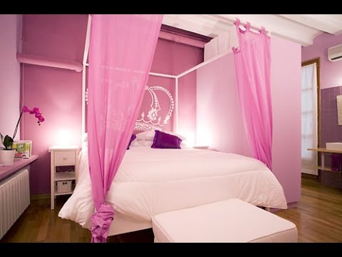Bon 2014 Charming Pink Girl Bedroom Ideas