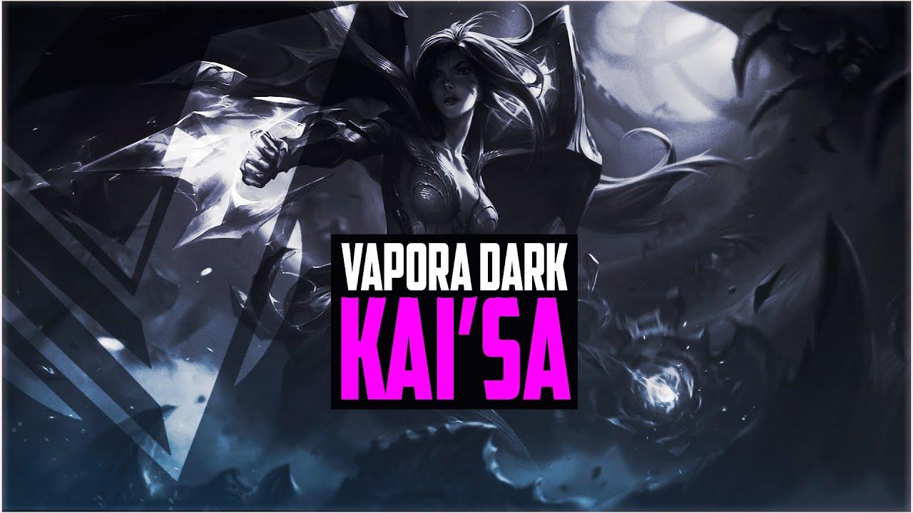 Kai'Sa Build Guide : Vapora Dark In-Depth Kai'Sa Guide Patch