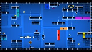 geometry dash 22 puzzle level