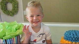 Cody Turns 4!!