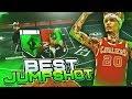 100% BEST JUMPSHOT ON NBA 2K19 CONFIRMED BY THE 2K DEVS | GLITCHED CUSTOM JUMPSHOT | GREENLIGHTS