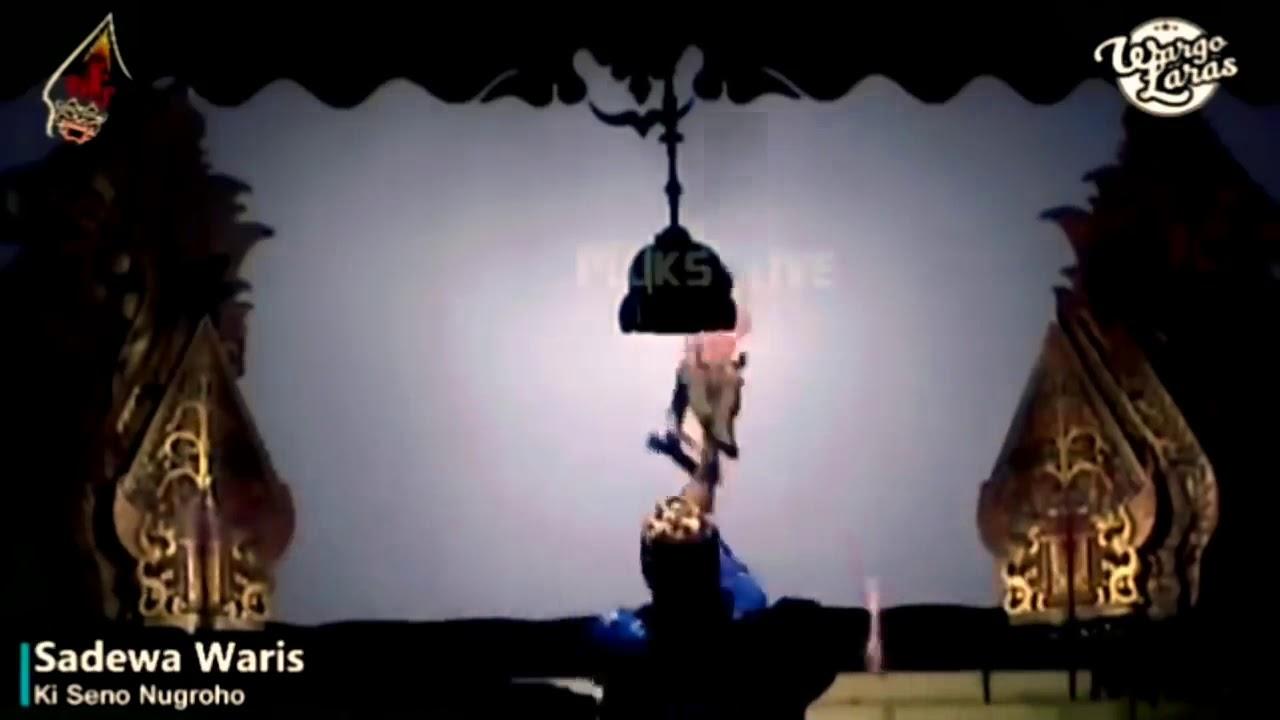 Bagong Nggleleng Nantang Kurowo Wayang Kulit Ki Seno Nugroho Youtube