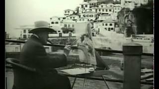 Противостояние Адольф Гитлер против Уинстона Черчилля