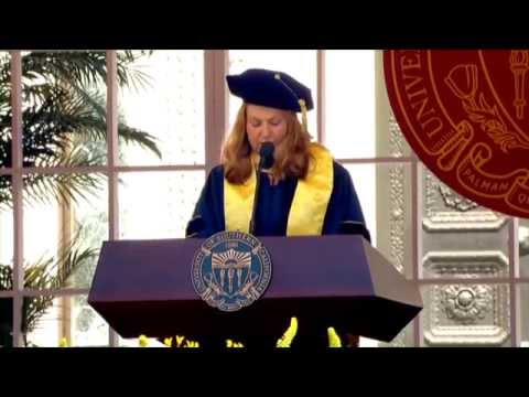 2014 USC School of Social Work Commencement