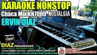 Top Hits -  Karaoke Nostalgia Chaca Kn7000 Jangan Sai