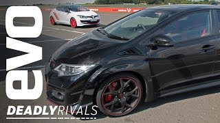 The 2017 Honda Civic Type R Isn't the King of Hot Hatches