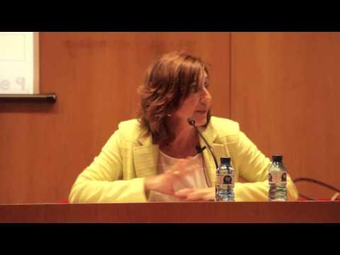 Presentació de Montserrat Baixas, Barcelona (11 de juliol 2014)
