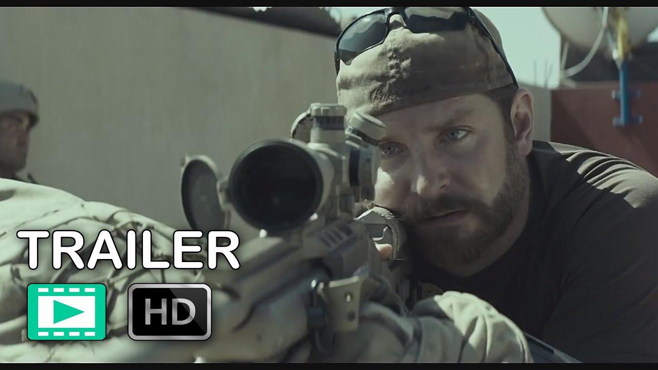 American Sniper Official Trailer #2 (2015) HD