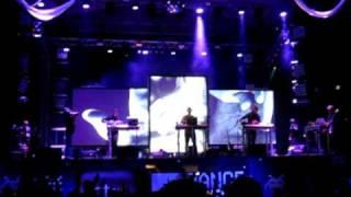 MODERAT - A New Error LIVE @ EXIT Festival 2010 Novi Sad 8/7/2010