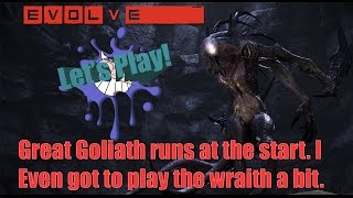 Had a great start as Goliath. I even came into one match and took o...