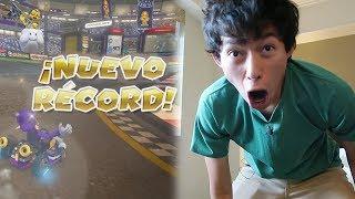 ROMPIENDO UN RÉCORD MUNDIAL !! - Mario Kart 8 | Fernanfloo