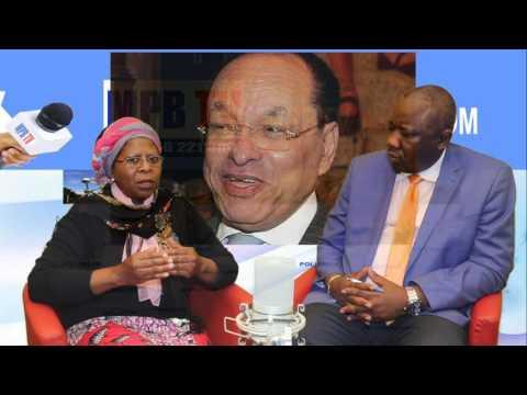 RDC:Didier Reynders Recherche un 2e Dialogue-Justine Kasa-Vubu Propose le Respect de la Constitution