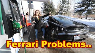 6 Problems We Have With Our Ferrari F430!
