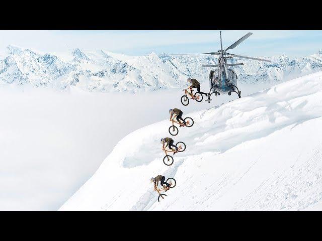Fabio Wibmer - Fabiolous Escape 2