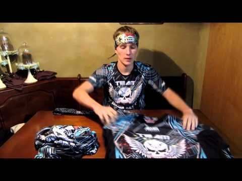 How to start a Paintball Team and Raza Custom Jerseys