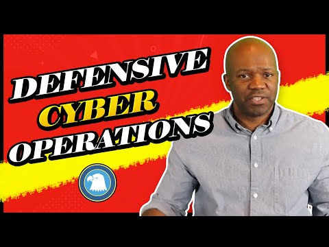 Defensive Cyber Operations 8570 Position, IT Security Job (SUN, Aug 5 2018)