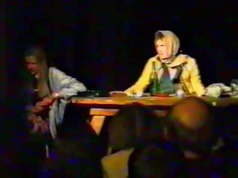 Игорь Филиппов (актёр)Мария Миронова.  ВГИК1993