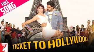 Download Ticket To Hollywood - Full Song   Jhoom Barabar Jhoom   Abhishek Bachchan   Lara Dutta Mp3 and Videos