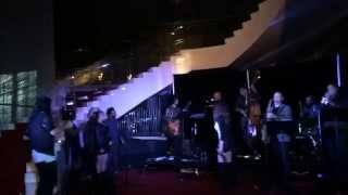 PRINCE performs unnanounced at W Hotel Hollywood Jazz Night with Nikki Leonti
