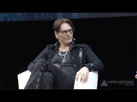 2016 YPO EDGE - It's Only Rock and Roll: Steve Vai