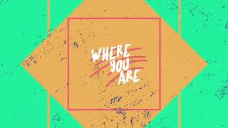 Where you are Hillsong young and Free instrumental with lyrics