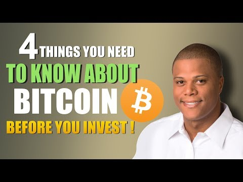 Bitcoin vs High Ticket - 4 Things You Need To Know About Bitcoin Before Invest