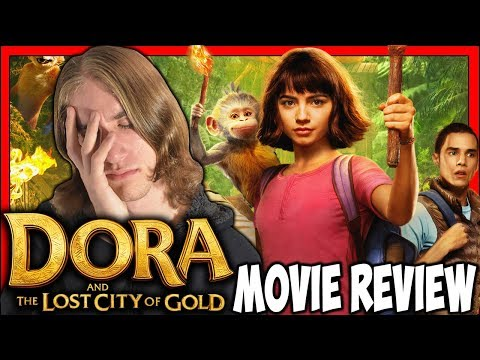 Dora And The Lost City Of Gold - Movie Review
