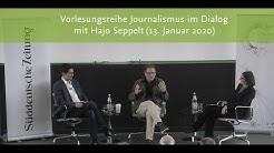 """""""Doping vom Staat und Korruption bei der Fußball WM"""" -  Hajo Seppelt im Gespräch"""