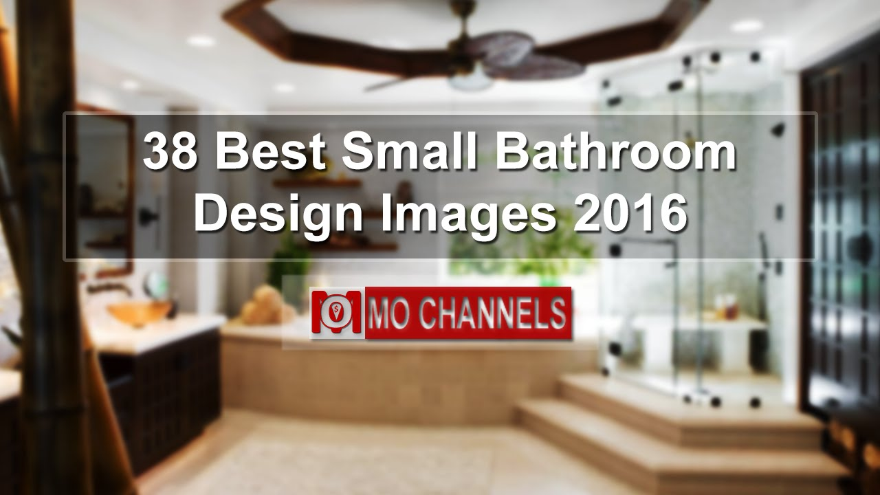 38 best small bathroom design images 2016 youtube for Small bathroom decor ideas 2016