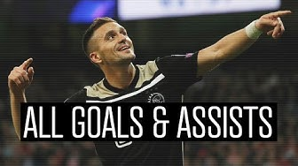 ALL GOALS & ASSISTS - Dusan Tadic 2019