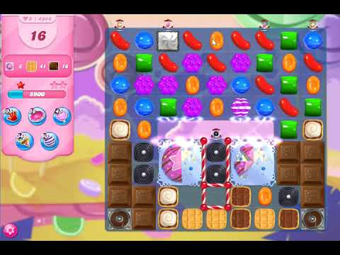 Download Candy Crush Saga Level 4344 NO BOOSTERS