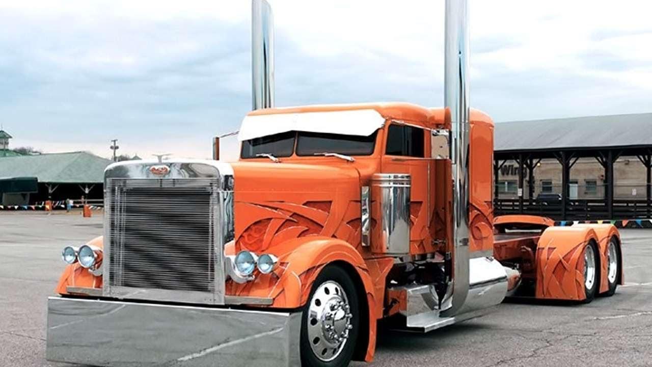 американских грузовиков фото