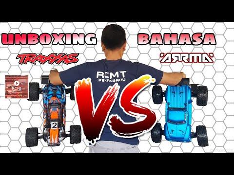 Perdana Indonesia. Unboxing Arrma Notorious 6S