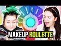 Makeup Roulette! 😂 - das Rad bestimmt die Reihenfo