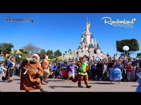 Disneyland Paris 25th Anniversary!
