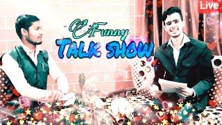 चुनाव के पहले सबसे मजेदार धाँशू funny interview//Hindi,Talk show full episode 1//Ankur tripathi rewa