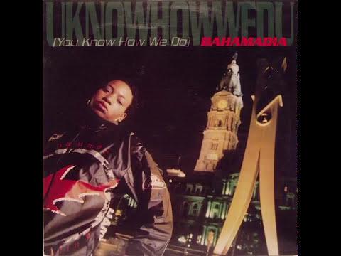 Bahamadia  Uknowhowwedu Album Remix Dirty 1995 HD Audio
