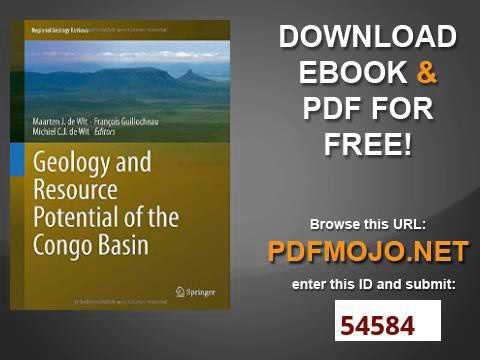 Geology and Resource Potential of the Congo Basin Regional Geology Reviews